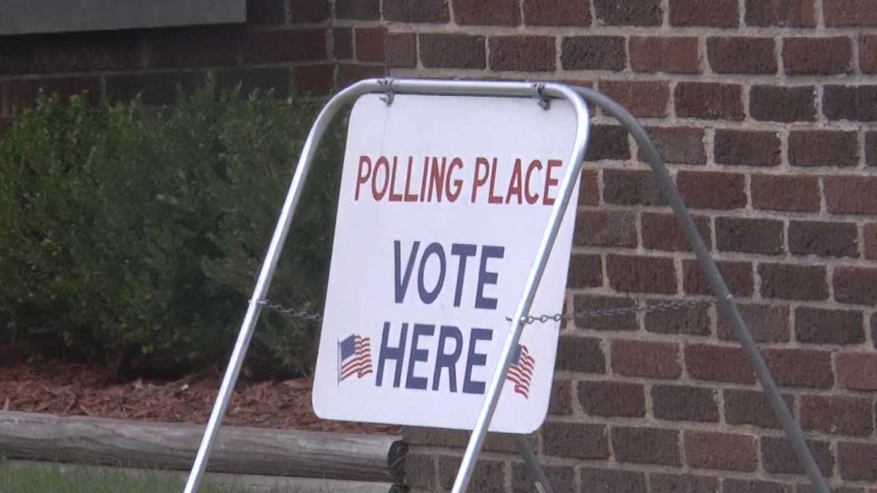 Polls Open For Oklahoma Runoff Primary Election
