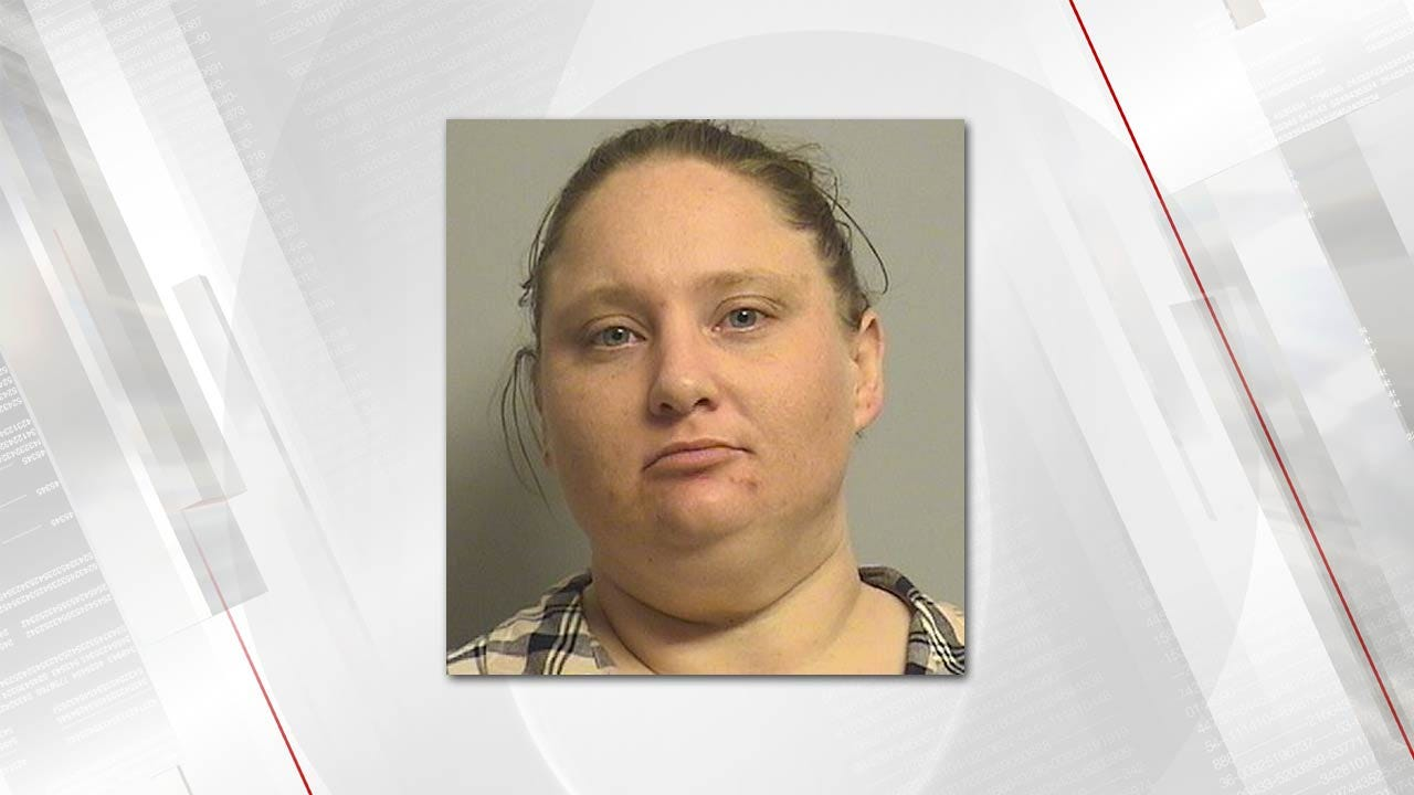 Bixby Mom Arrested After Drugs, Needles Found Near Daughter's Playpen
