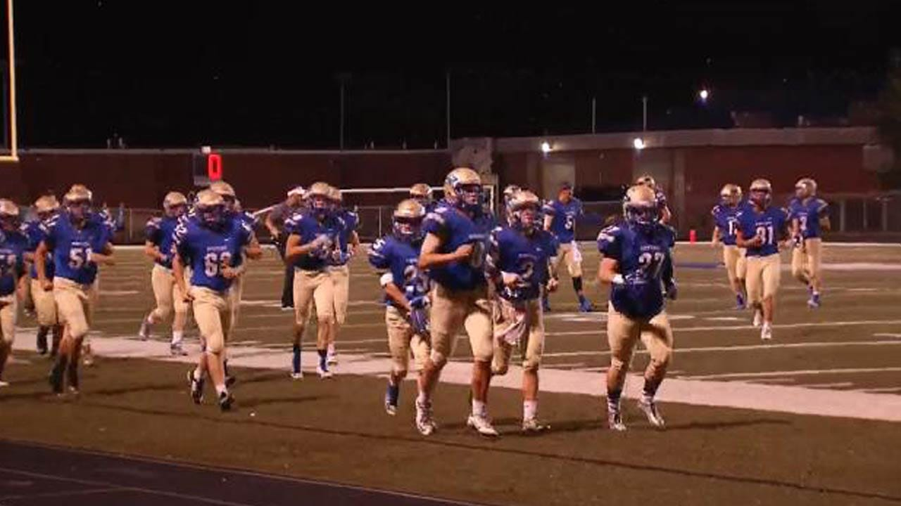 Expectations High For Oologah H.S. Football