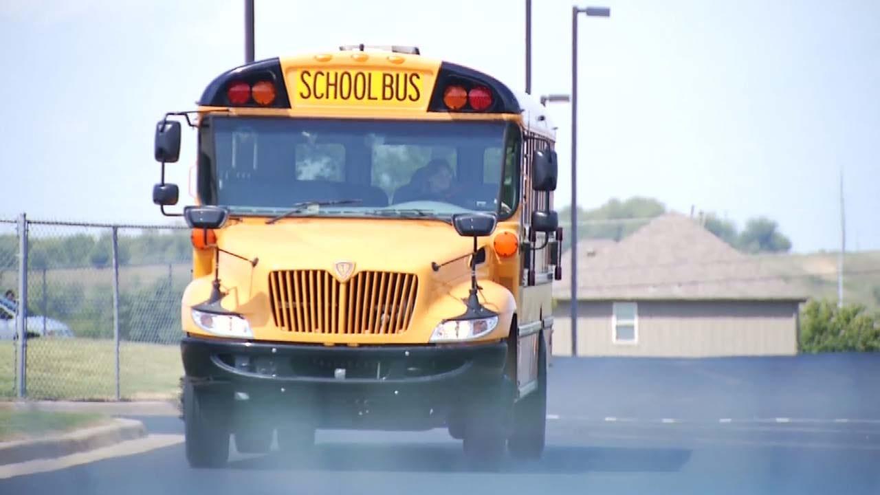 Lack Of School Bus Routes Leaves BA Families Worried, Upset