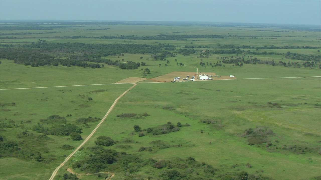 Land Purchase Returns Piece Of History To Osage Nation