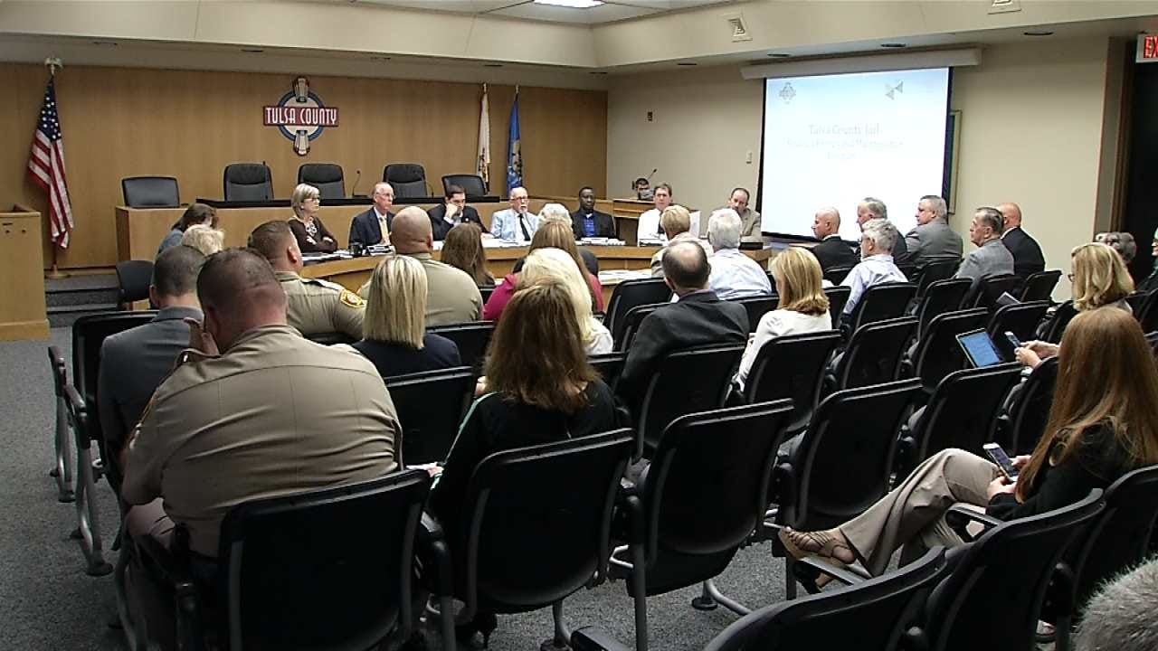 Tulsa County Jail Staffing Down, Budget Problems Continue