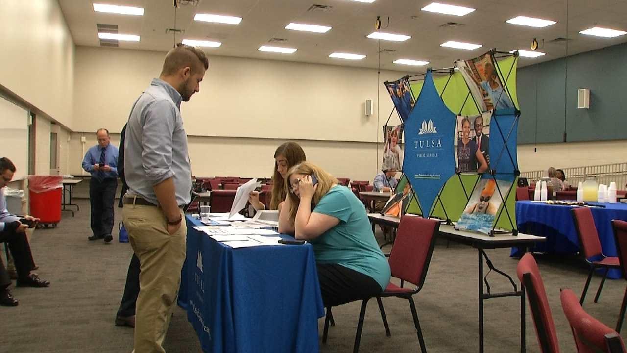 Educate Oklahoma: Teacher Shortage