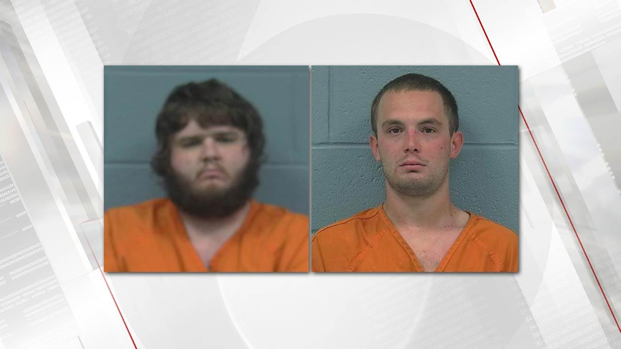 Rogers County Deputies Use Social Media To Make Theft Arrests