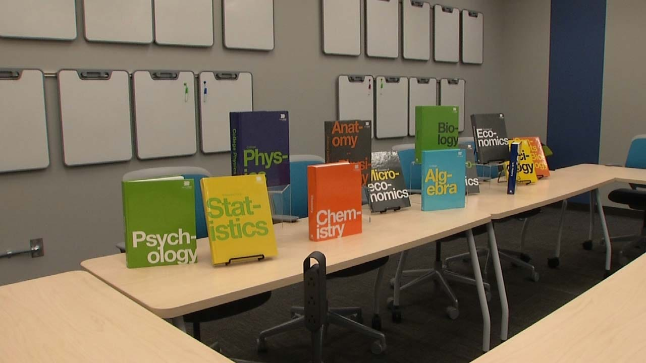 TCC Offering Online, Free Textbooks For Some Classes