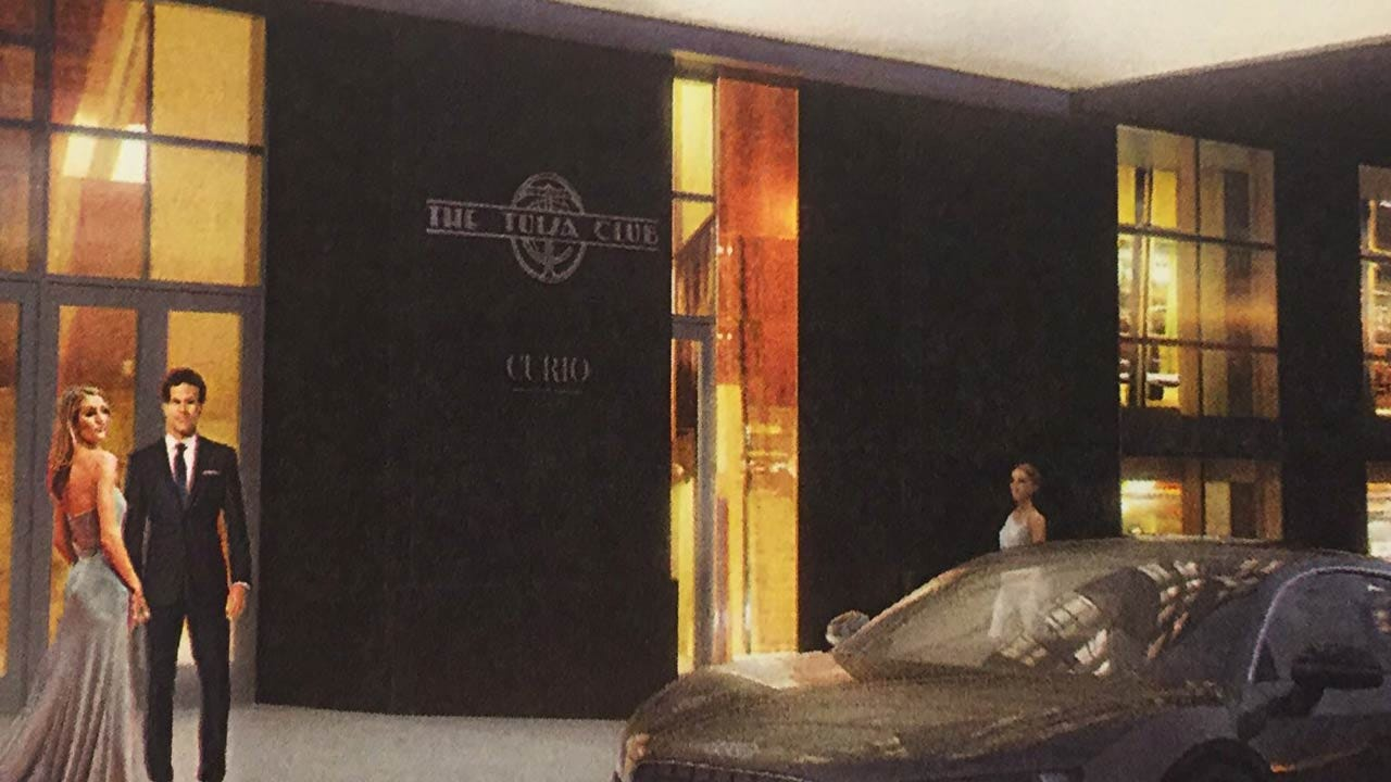 Tulsa Club Building To Become Luxury Hotel