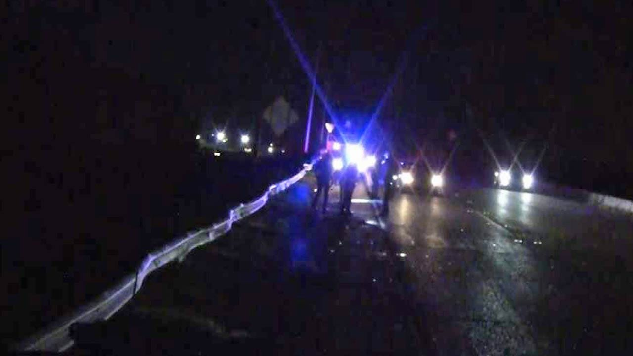 Tulsa Woman Dies After She Was Hit By Semi On I-244