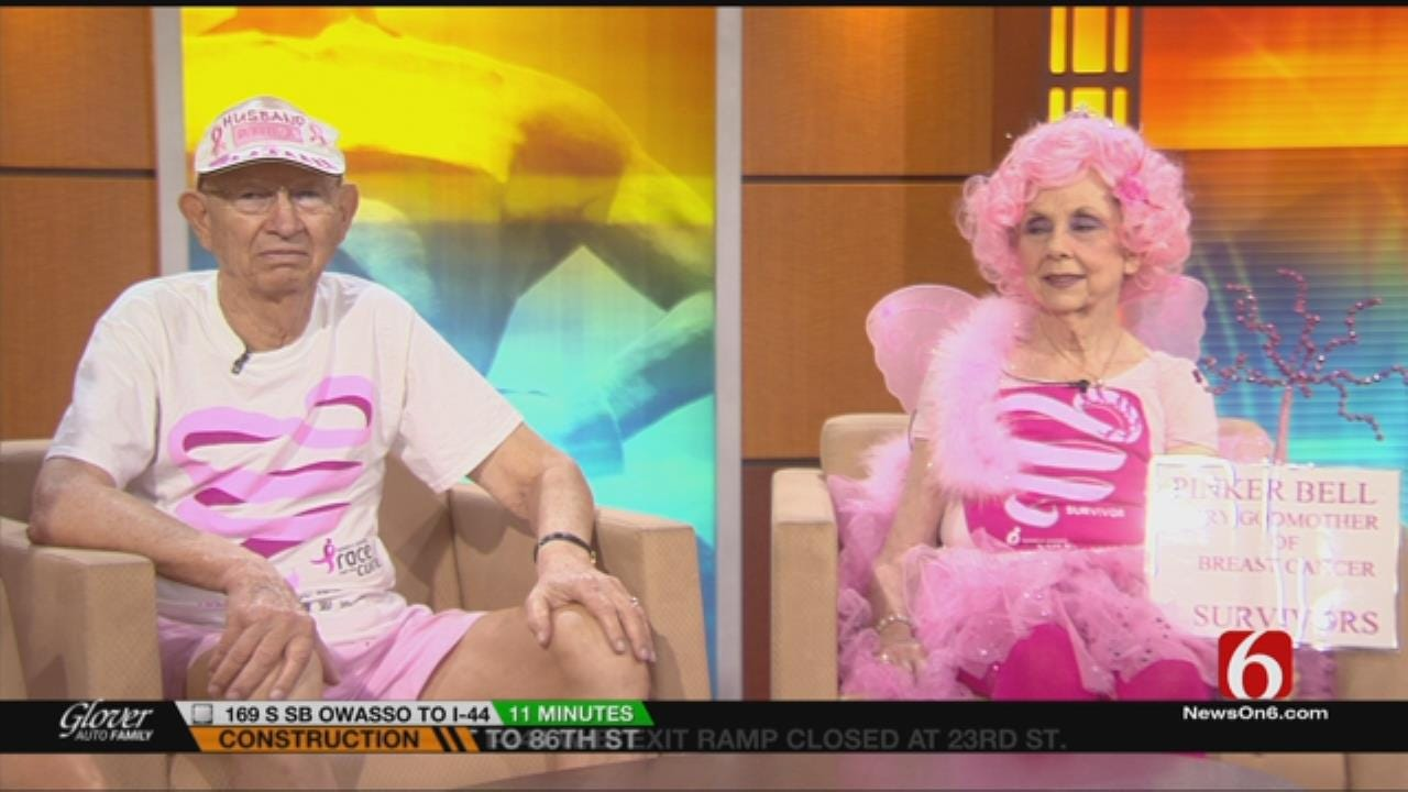 Two Cancer Survivors Explain Why They Run In Tulsa's 'Komen Race For The Cure'