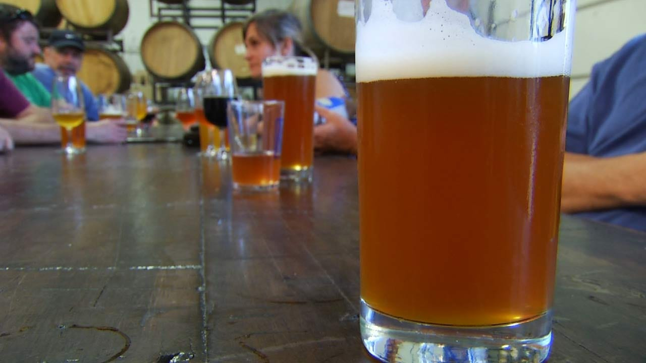 Brewers Say New Law Will Bring Boost To Oklahoma Economy