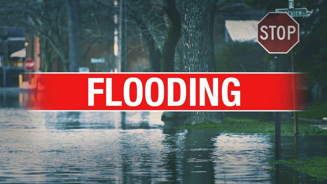 Flood-Damaged Vehicles May Be Headed To Oklahoma