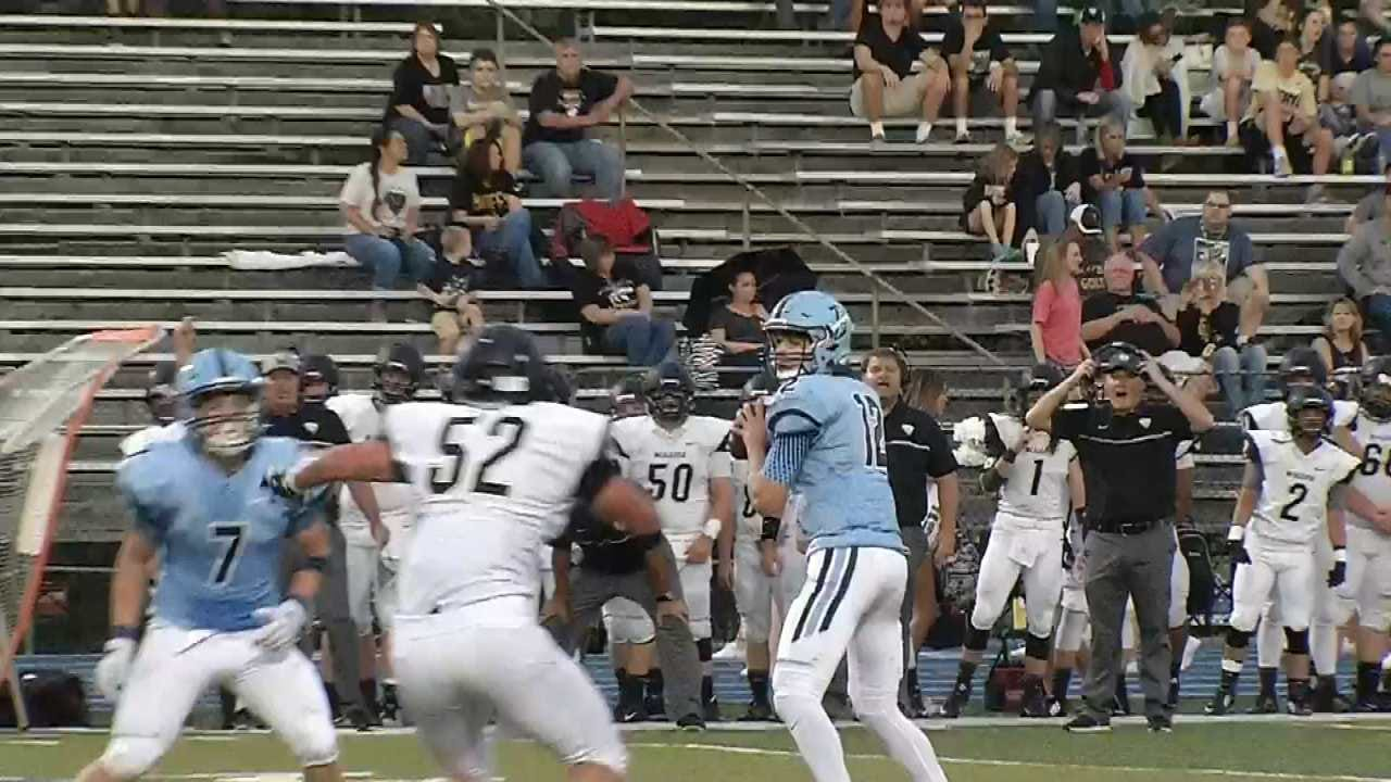 McAlester Falls To Bartlesville