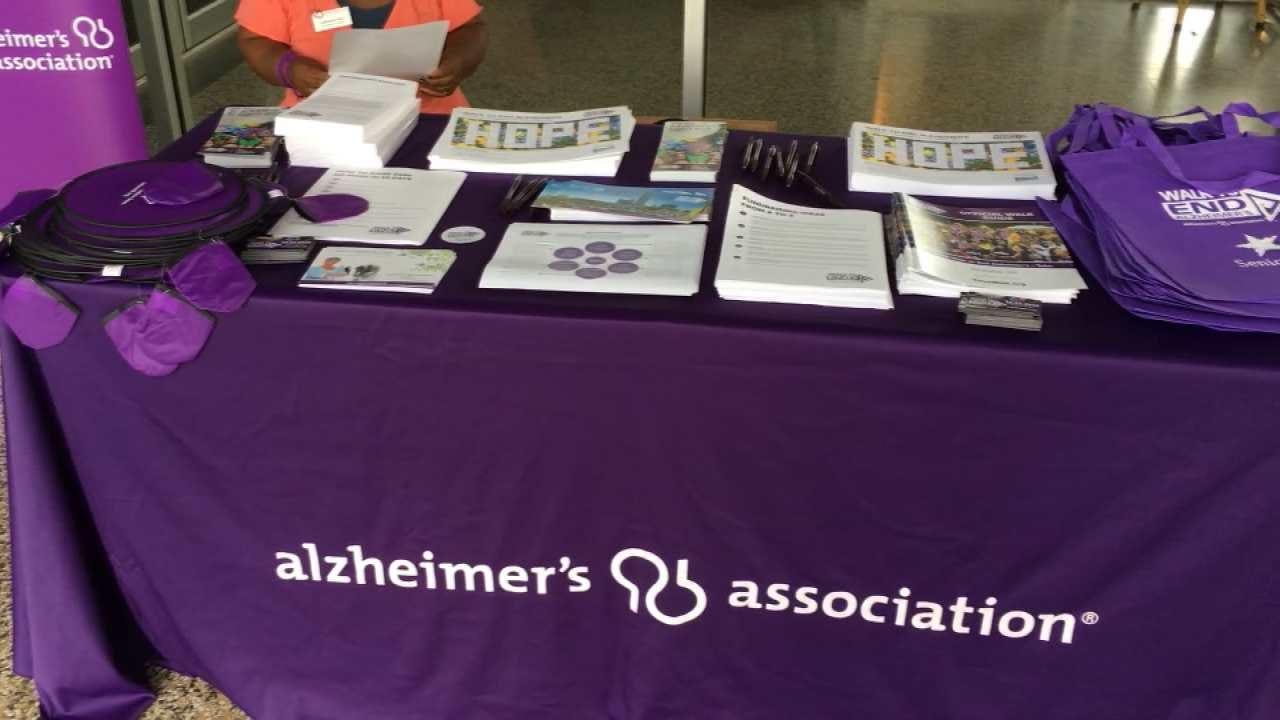 Oklahoma Alzheimer's Association Kicks Off Annual Fundraiser