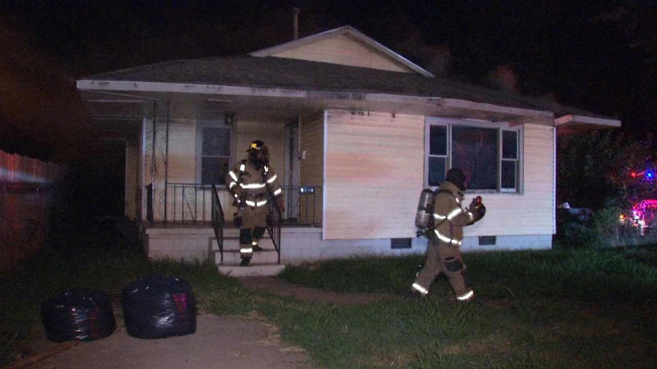 Cause Of Two Tulsa Fires Under Investigation