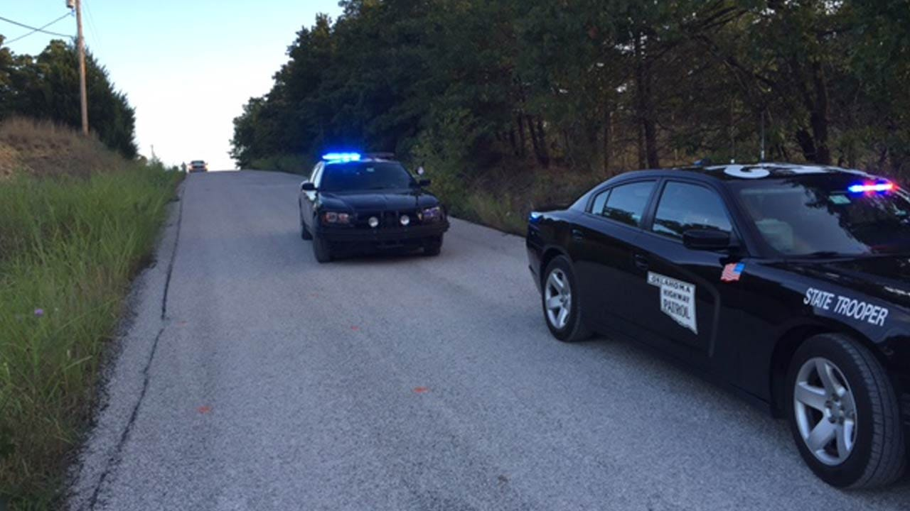 One Dead In Sand Springs Wreck