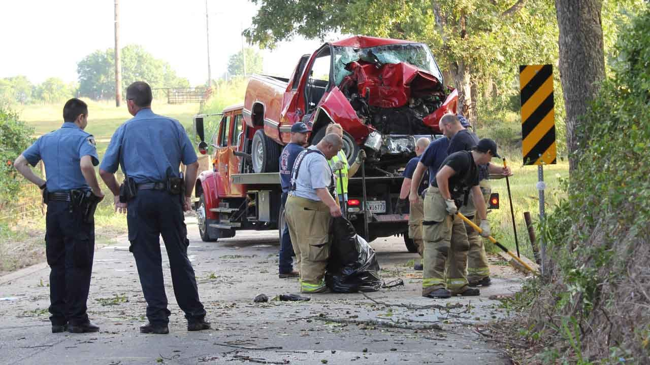 Grove Man Killed In Delaware County Wreck