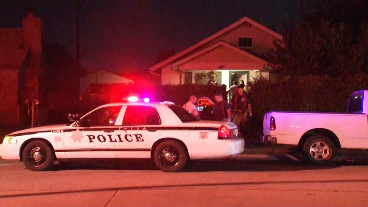 Tulsa Man Rushed To Surgery After Being Shot In Face