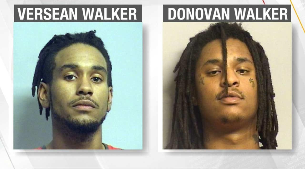 Police Arrest 2 Men For Assaulting Tulsa Man Defending His Daughters