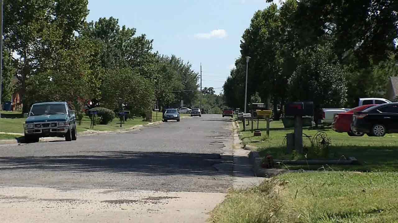 Elderly McAlester Woman's Sense Of Security Robbed After Home Invasion