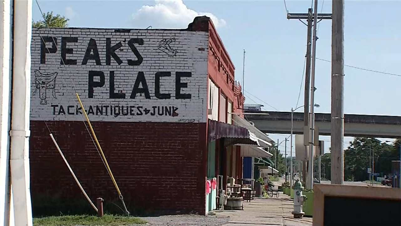 Muskogee Calls On Expert In 'Flipping' Historic Districts To Re-energize Downtown