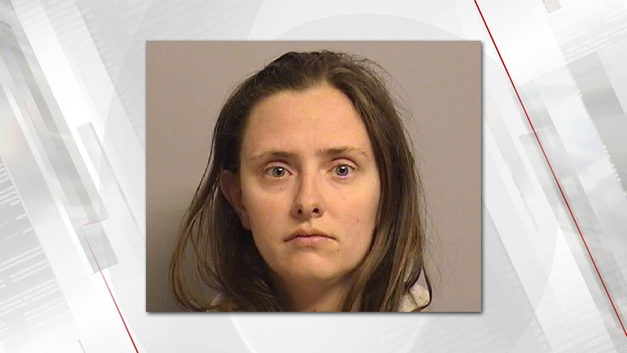 Tulsa Mom Charged With Leaving Kids Home Alone During Fire Returned To Jail