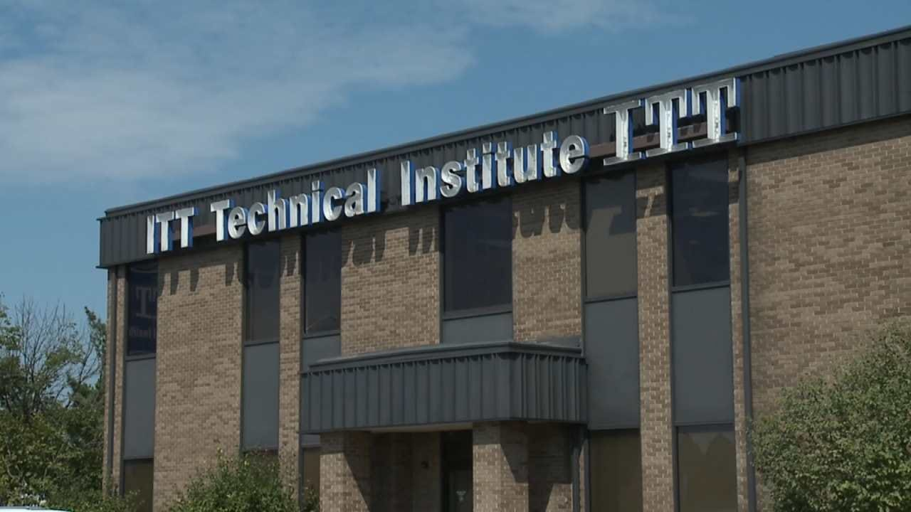 Feds Bar ITT Technical Institute From Enrolling New Students