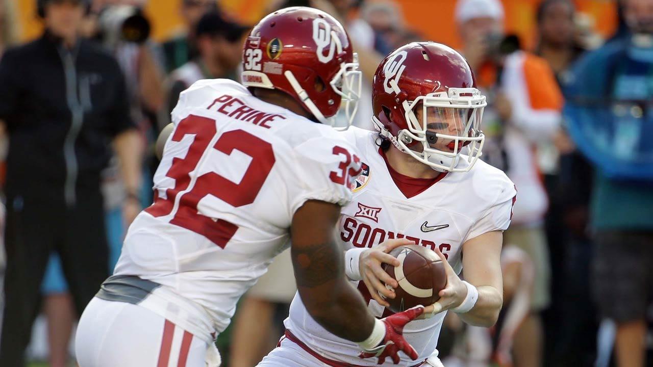 No. 3 OU Shifts Focus To Season Opener Against No. 15 Houston