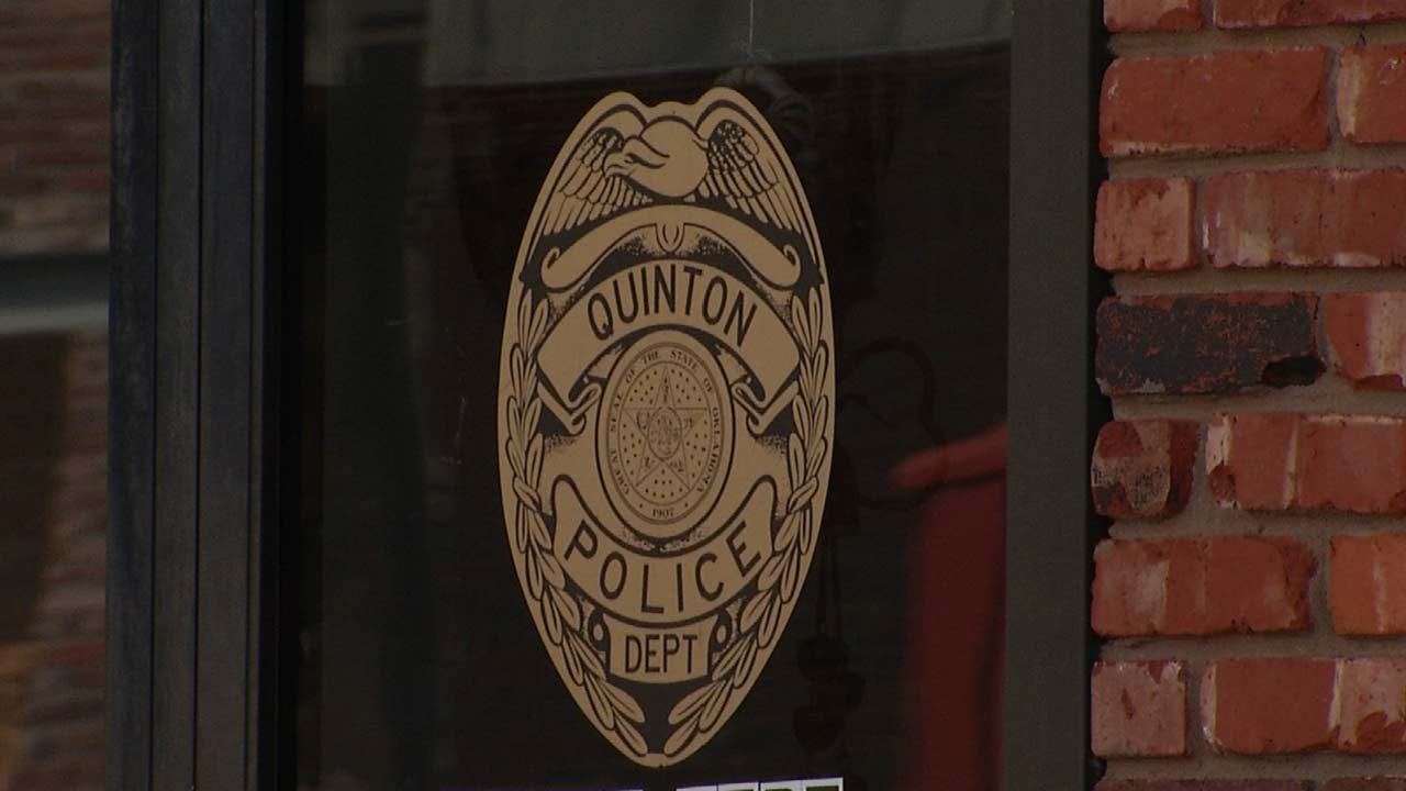Quinton Police Chief Loses Job At City Council Meeting