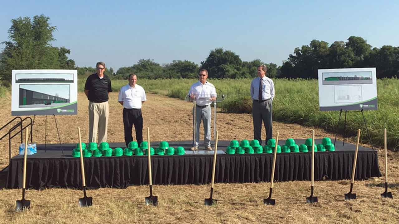 Tulsa Groundbreaking Held For Titan Indoor-Outdoor Sports Complex