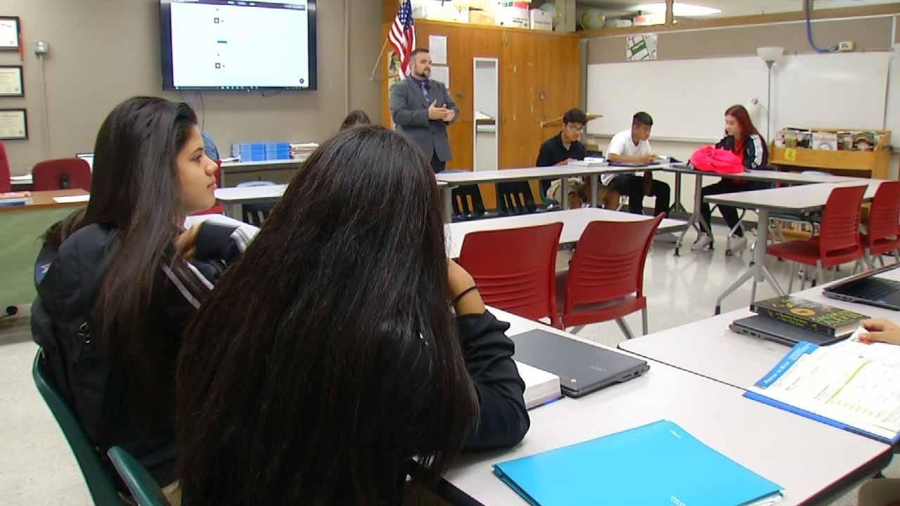 Educate Oklahoma: Changing Demographics