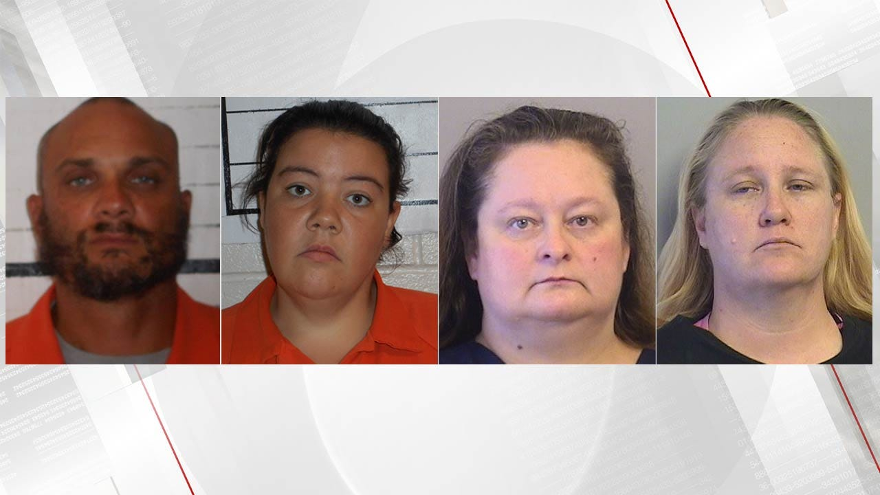 Five In Custody In Tulsa Child Sexual Abuse Investigation