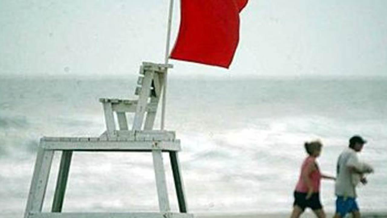 Hurricane Alerts Issued For Florida Gulf Coast, Hawaii