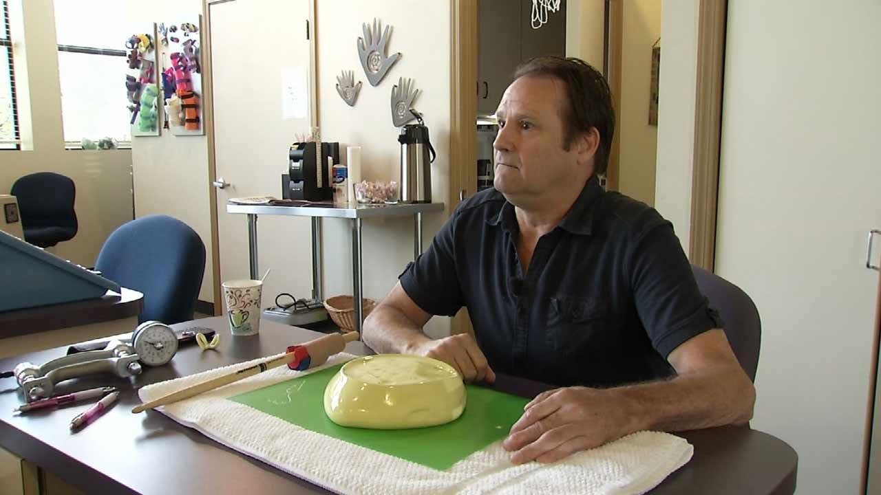 Tulsa Man Making 'Miraculous' Progress After Hand Re-Attachment Surgery