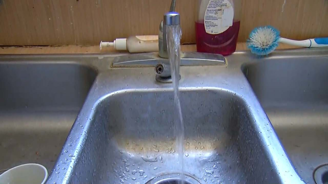 Bristow Homeowners Warned About Lead Levels In Water