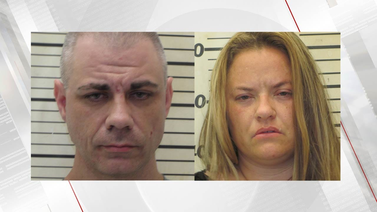 Former Big Cabin Police Chief, Wife Charged With Making Meth, Child Neglect