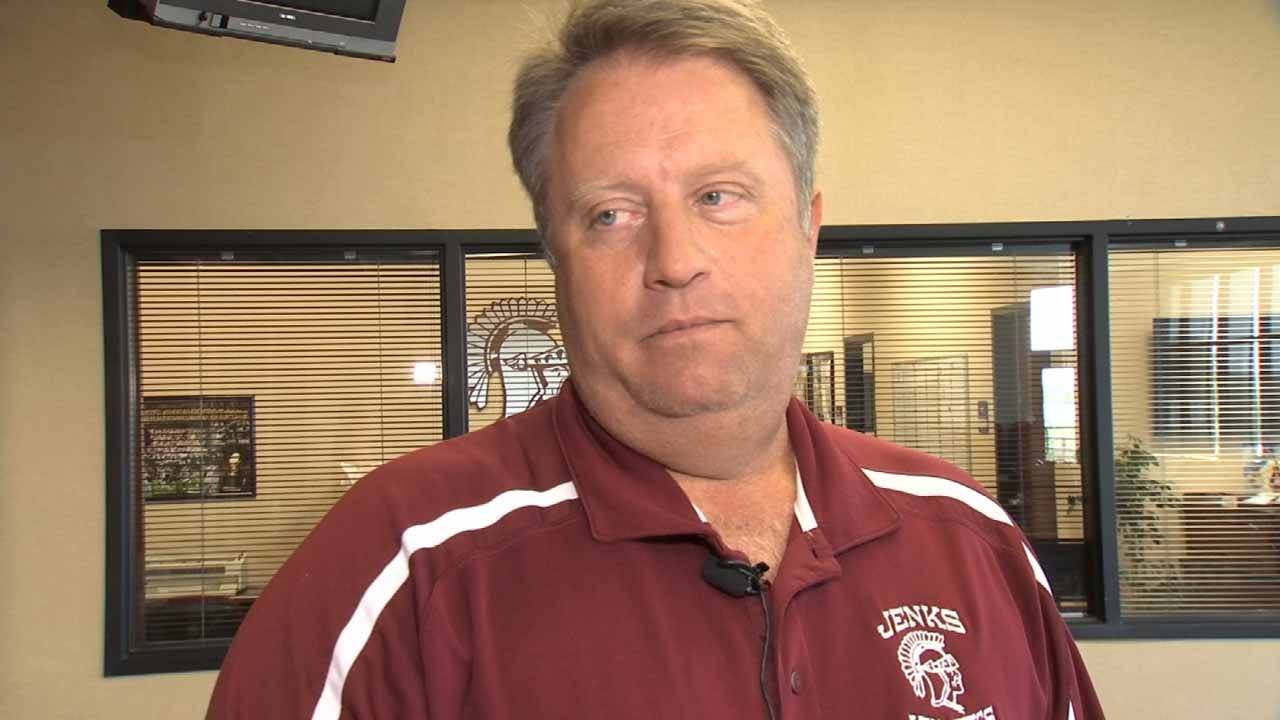 Jenks Athletic Director Warns Businesses Of Unsanctioned 'Fundraiser'