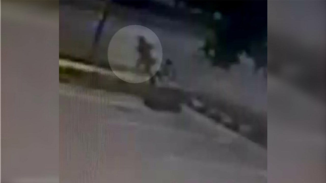 Video Shows Kiefer Officer Saving Bicyclist From Possible Shooting