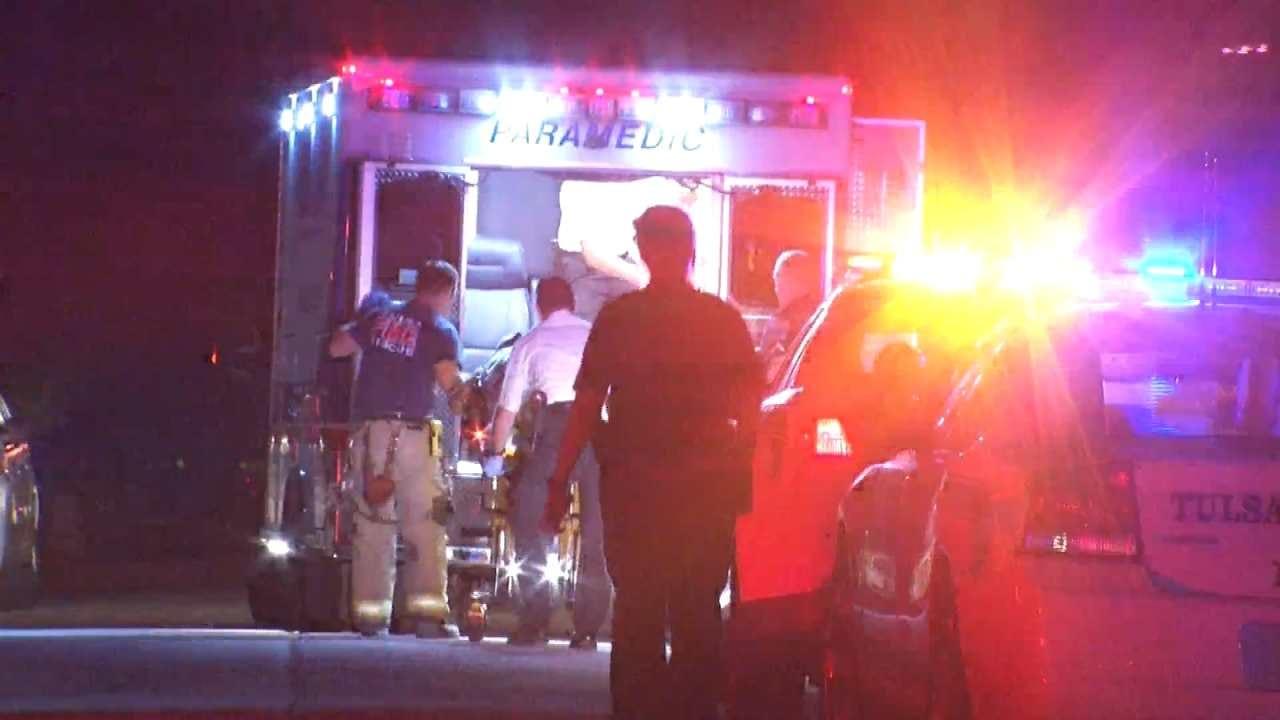 Two Women Found Shot Inside Tulsa Home