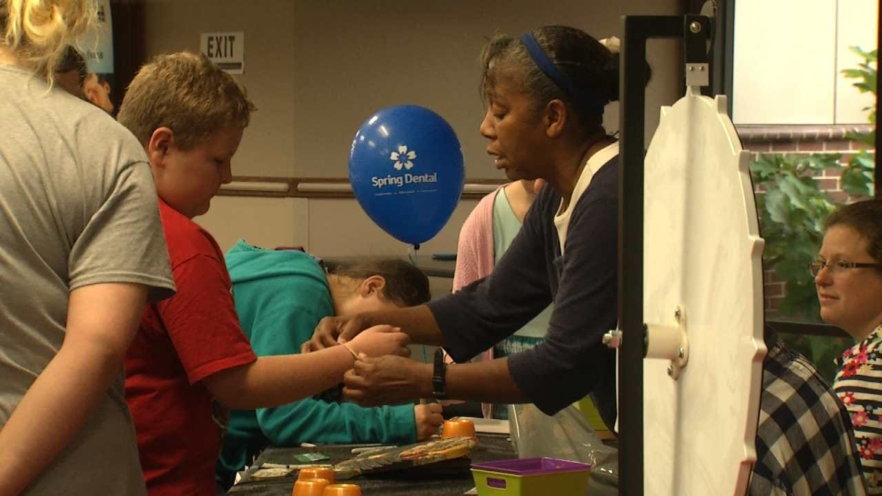 Broken Arrow Back-To-School Bash Helps Kids Prepare For School