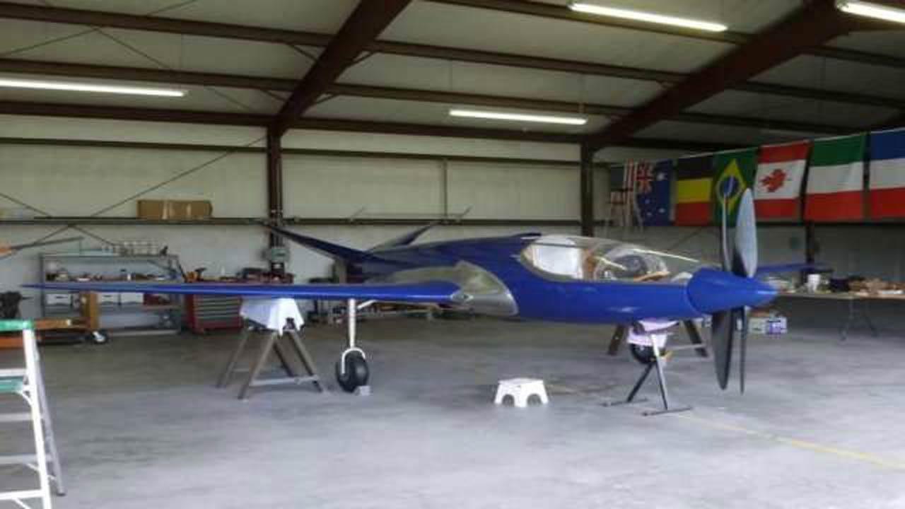 Broken Arrow Pilot Killed In Crash Of Bugatti 100P Replica