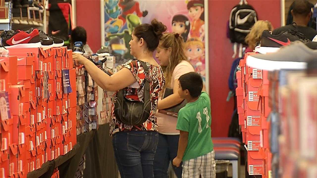 Stores Gear Up For Oklahoma's Tax-Free Weekend