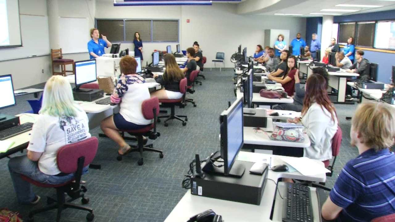 TCC's Tulsa Achieves Program Expects High Enrollment This Year