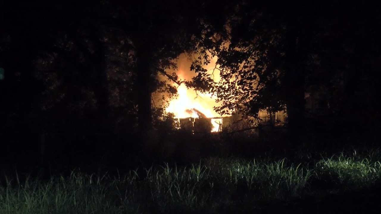 Oakhurst Family Escapes House Fire