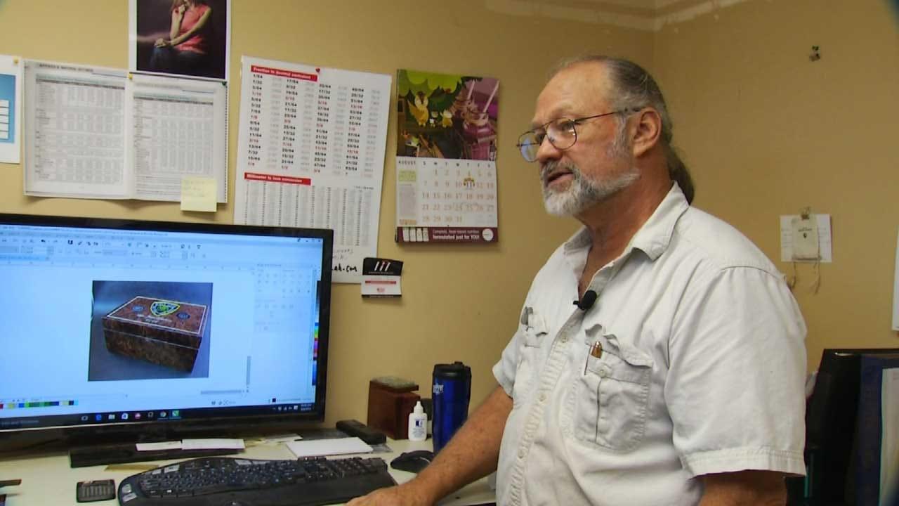 Oklahoma Man Turns Hobby Into Career