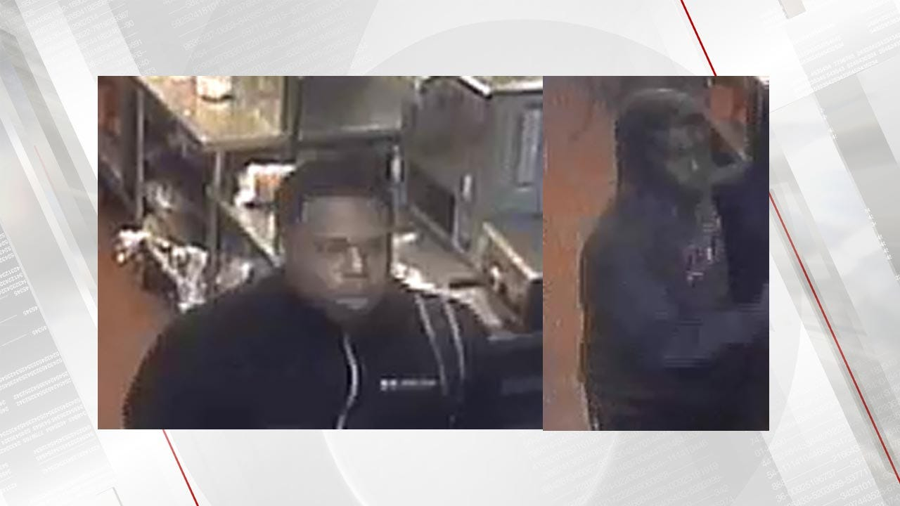 BAPD Searching For Men Suspected Of Robbing Restaurant