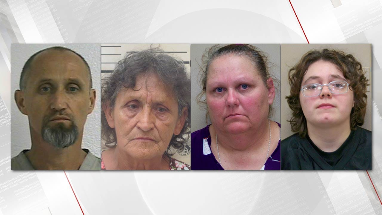 Escaped Vinita Prisoner, His Mother And Her Co-Workers In Custody