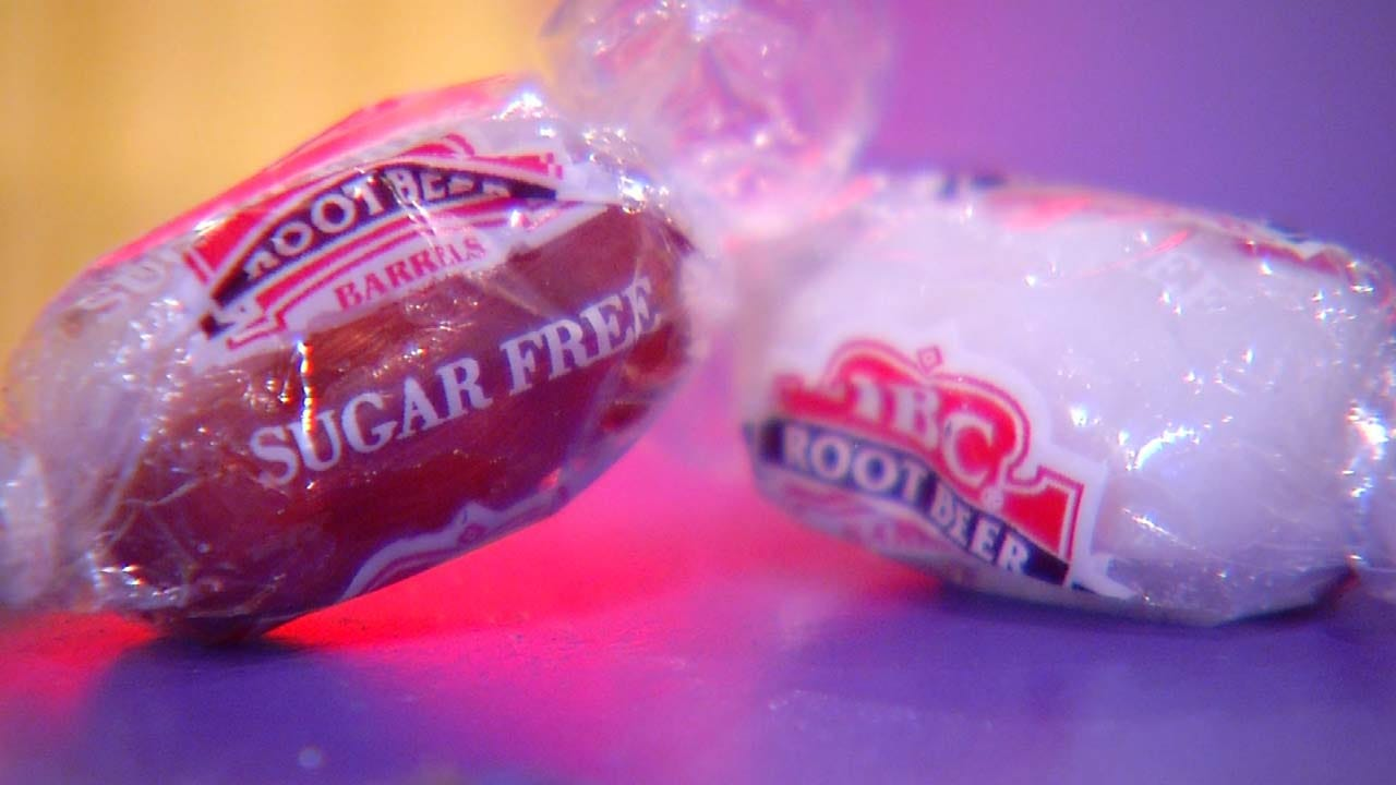Grove Couple Opens Sugar-Free Candy Store