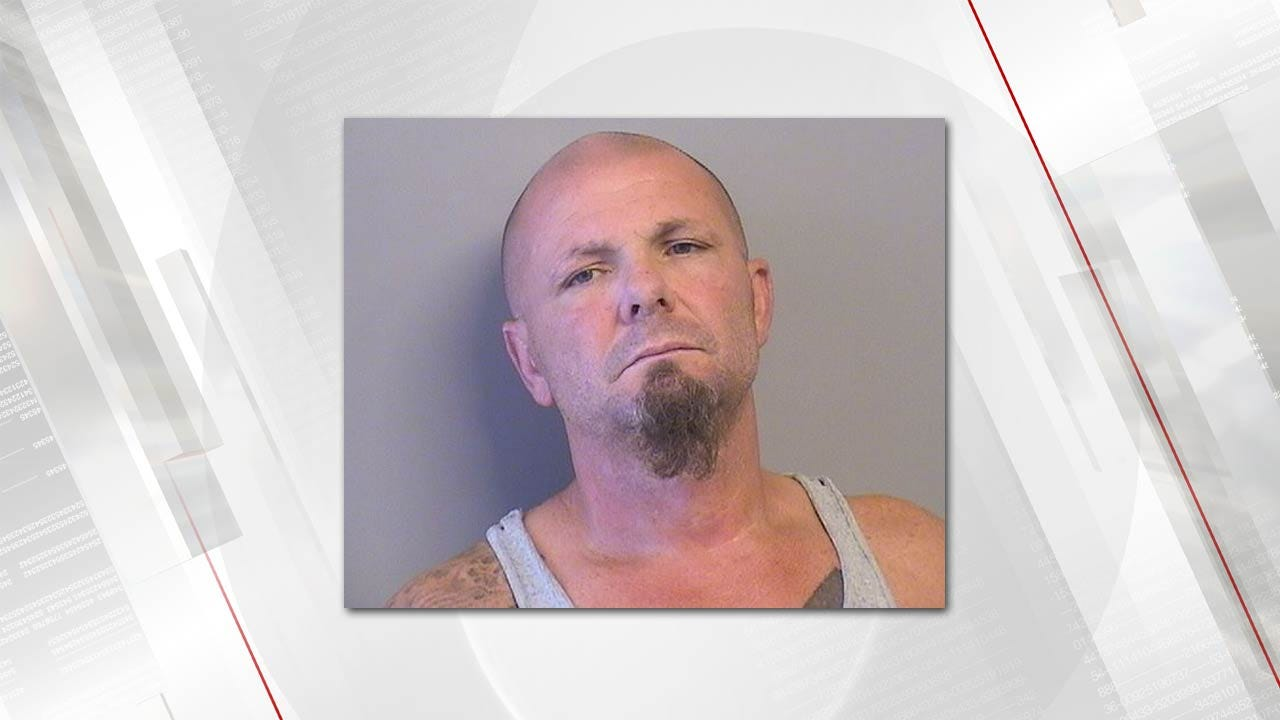 Tulsa Police Arrest Man Wanted For Murder In Louisiana