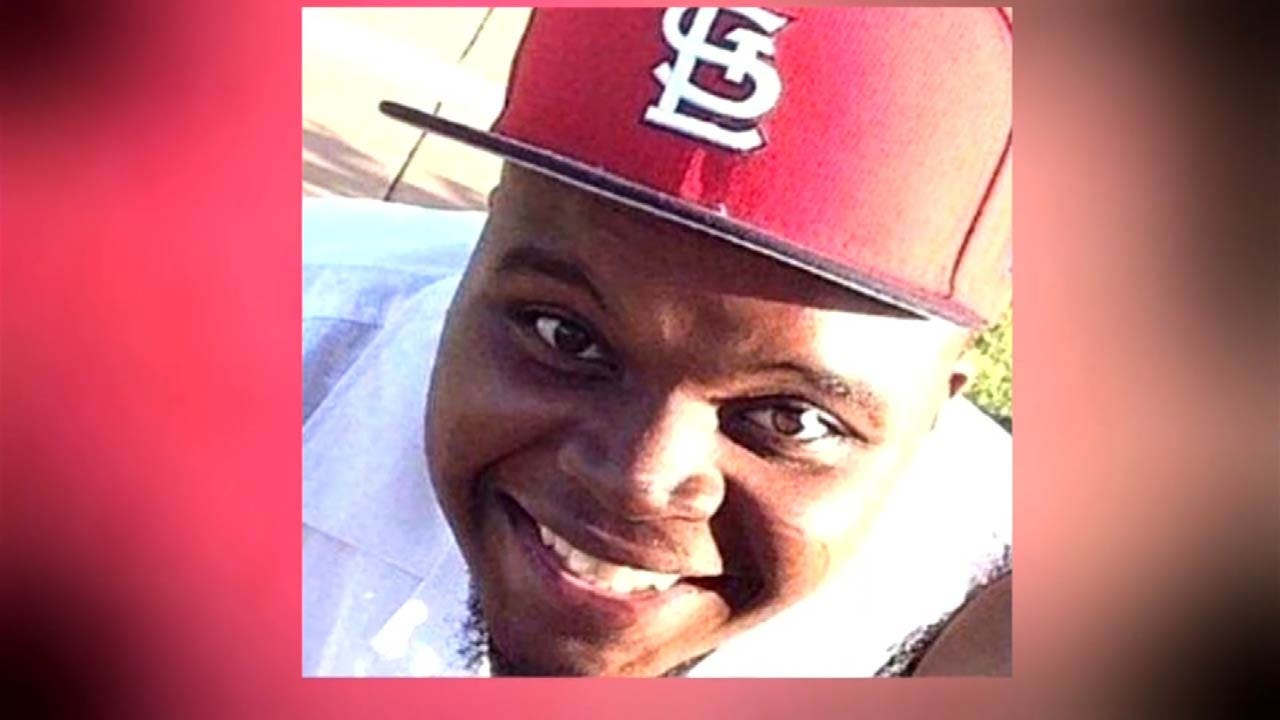Tulsans Remember Anniversary Of Michael Brown's Death