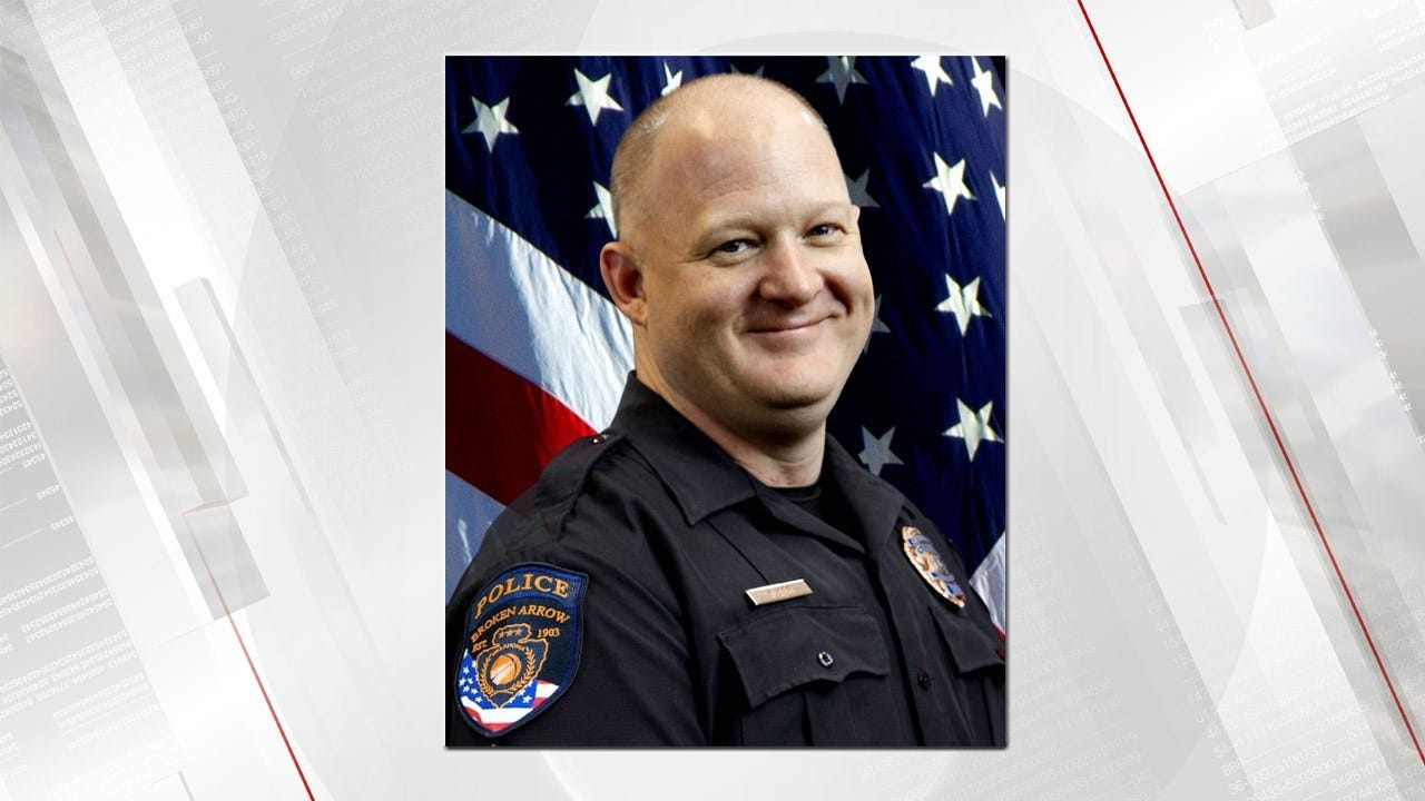 Funeral Information Released For BA Officer Killed In Motorcycle Crash
