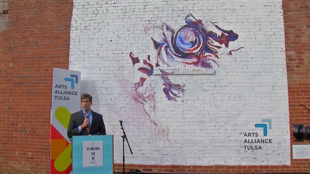Alliance Pledges To Raise $2 Million To Promote Tulsa Arts